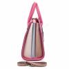 Многоцветна дамска чанта