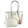 Комплект подарък чанта и несесер Pierre Cardin
