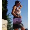 Дамска чанта Лила естествена кожа
