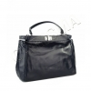 Голяма тъмносиня чанта