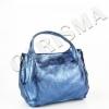Малка синя чанта